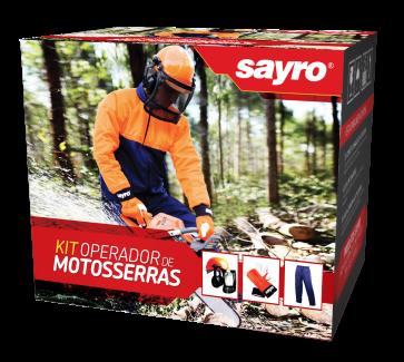 Kit Operador de Motosserras