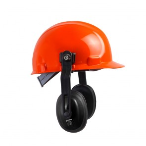 Capacete Segurança acoplado Protetor Auditivo 16dB - CPA 350