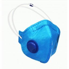 Respirador Semifacial Descartável PFF1-S com válvula