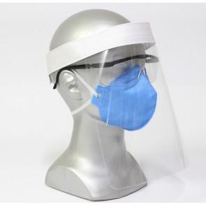 Protetor Facial Descartável Para Proteção Contra o COVID-19 Durante a Pandemia